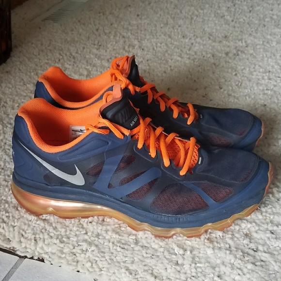 d86eaed44171 Nike Air Max + 2012 Chicago Bears. M 5b549eb9e944ba9f1ace7891